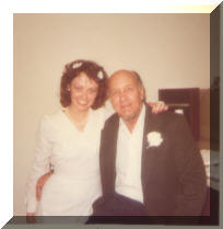 Sharon & Best Man, Uncle Fred Lee